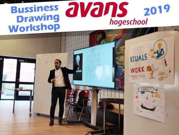 Business-drawing-workshop-Avans-curious piyuesh