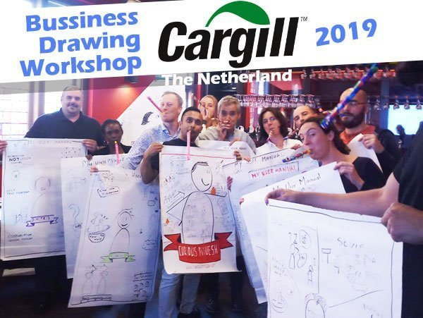 Business-drawing-workshop-Cargill Netherlands-curious-piyuesh
