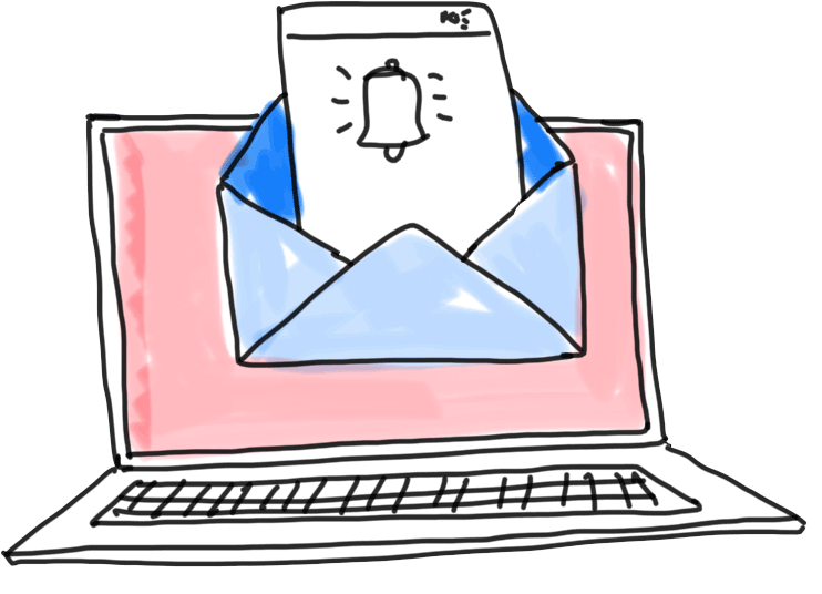 Email-marketing-icon-and-doodle-colored--by-curious-piyuesh