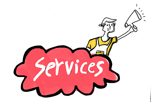 Online-Marketing-Services-Doodle-and-Icon-Colored
