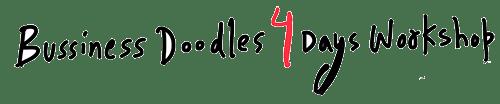 Business-Doodles-4-days-workshop-text