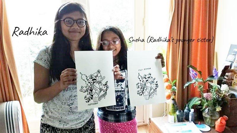Radhika-and-Sneha-Photo