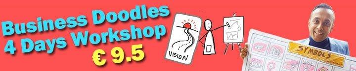 Business-Doodles-4-days-workshop-banner