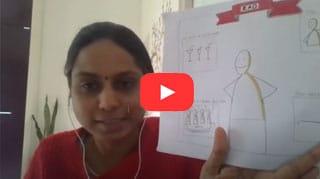 sukanya testimonial on 4 Days of business doodles